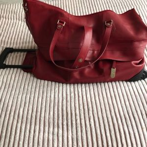 Luggage carry on bag